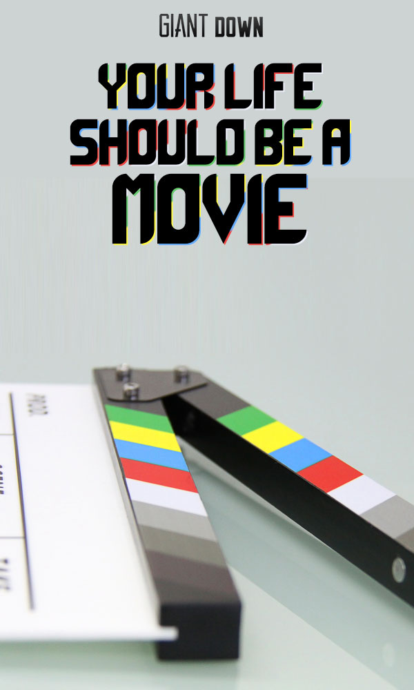 Your Life Should Be A Movie concept art 1